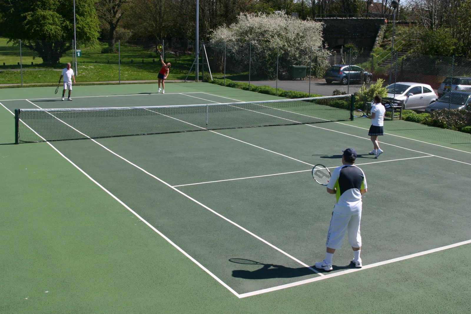 On court action May 13