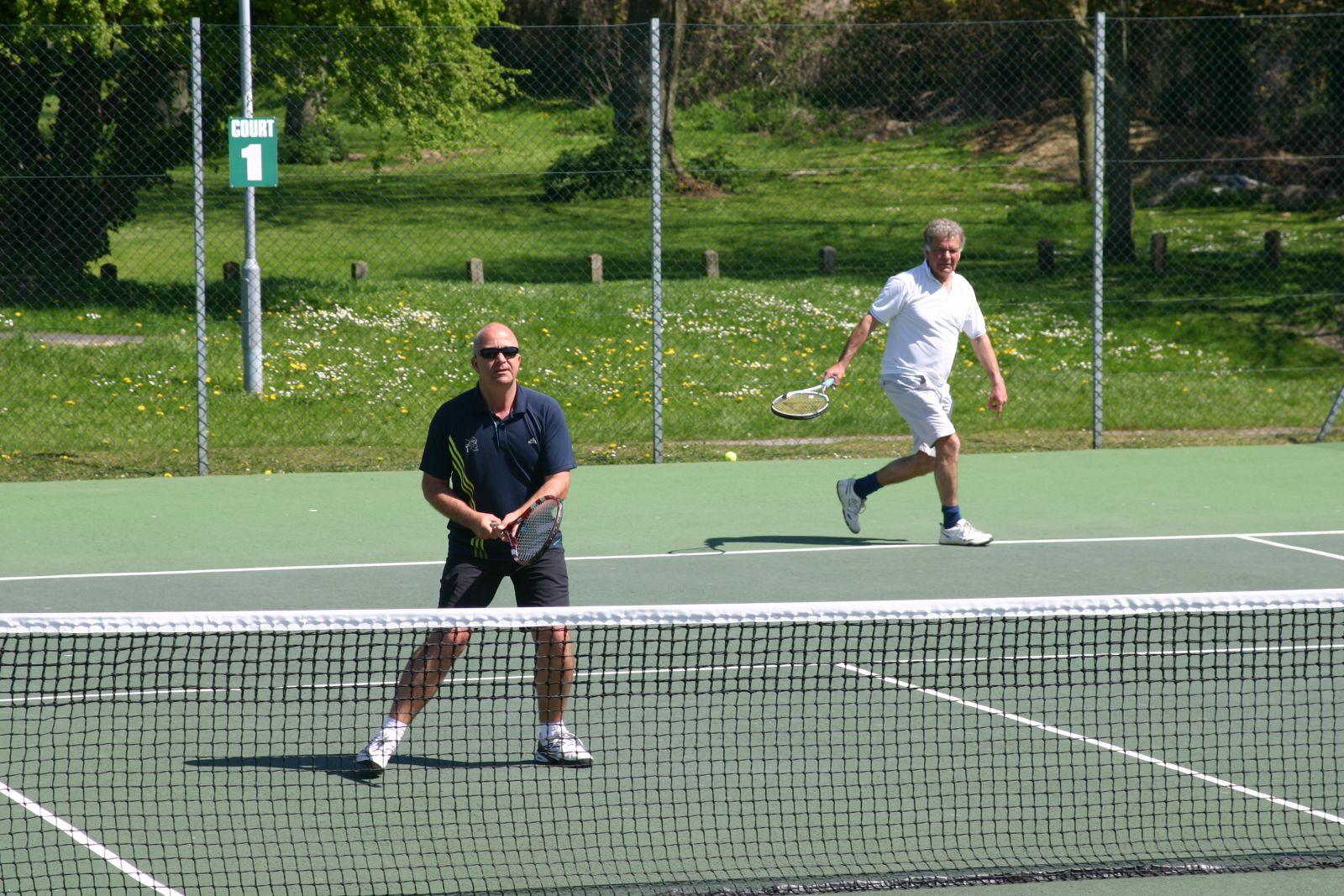 Richard Gracie & Roger Welch - May 2013