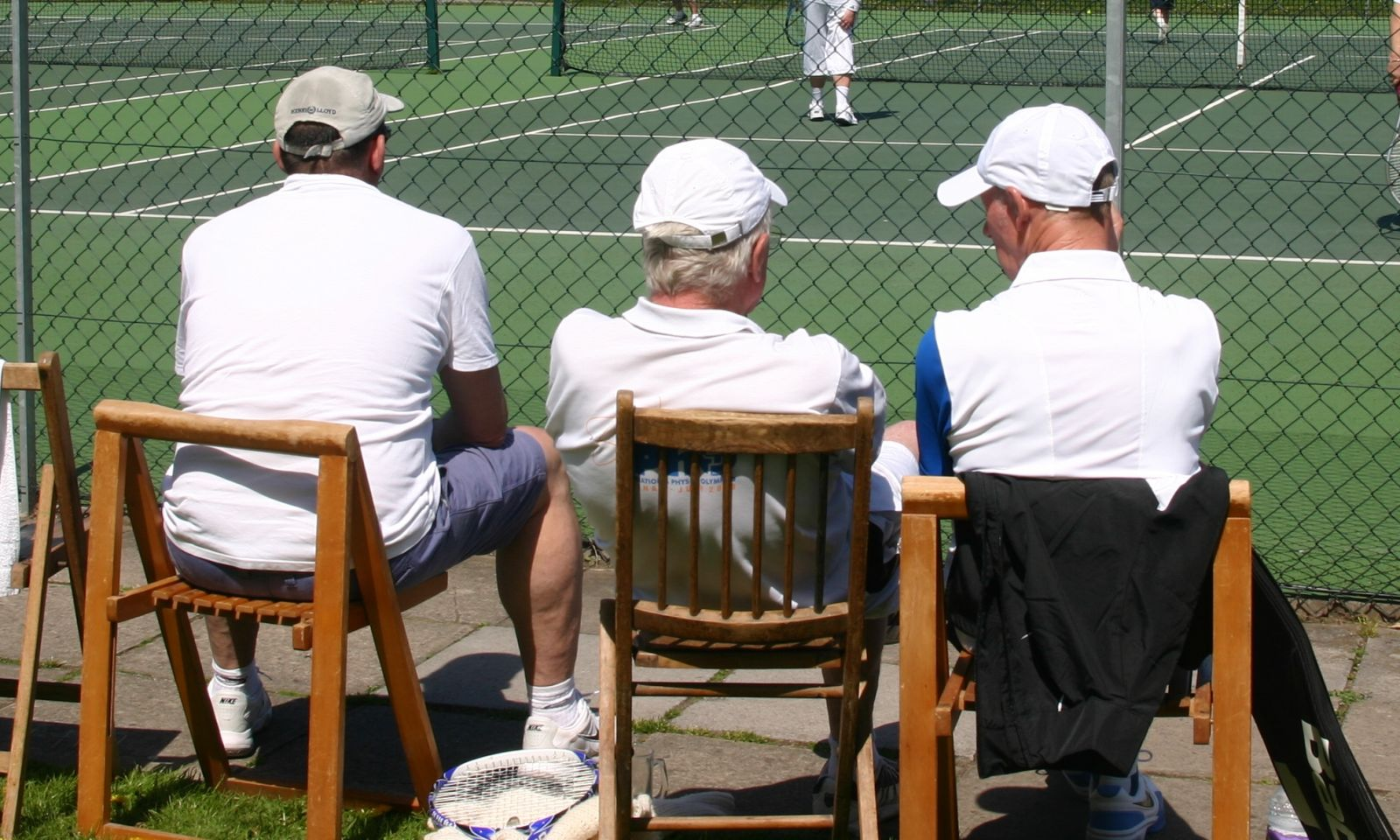 Spectators - May 2013