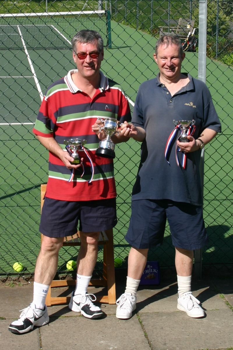 Spring 2013 Champions - Chris Porter & Mike Williams