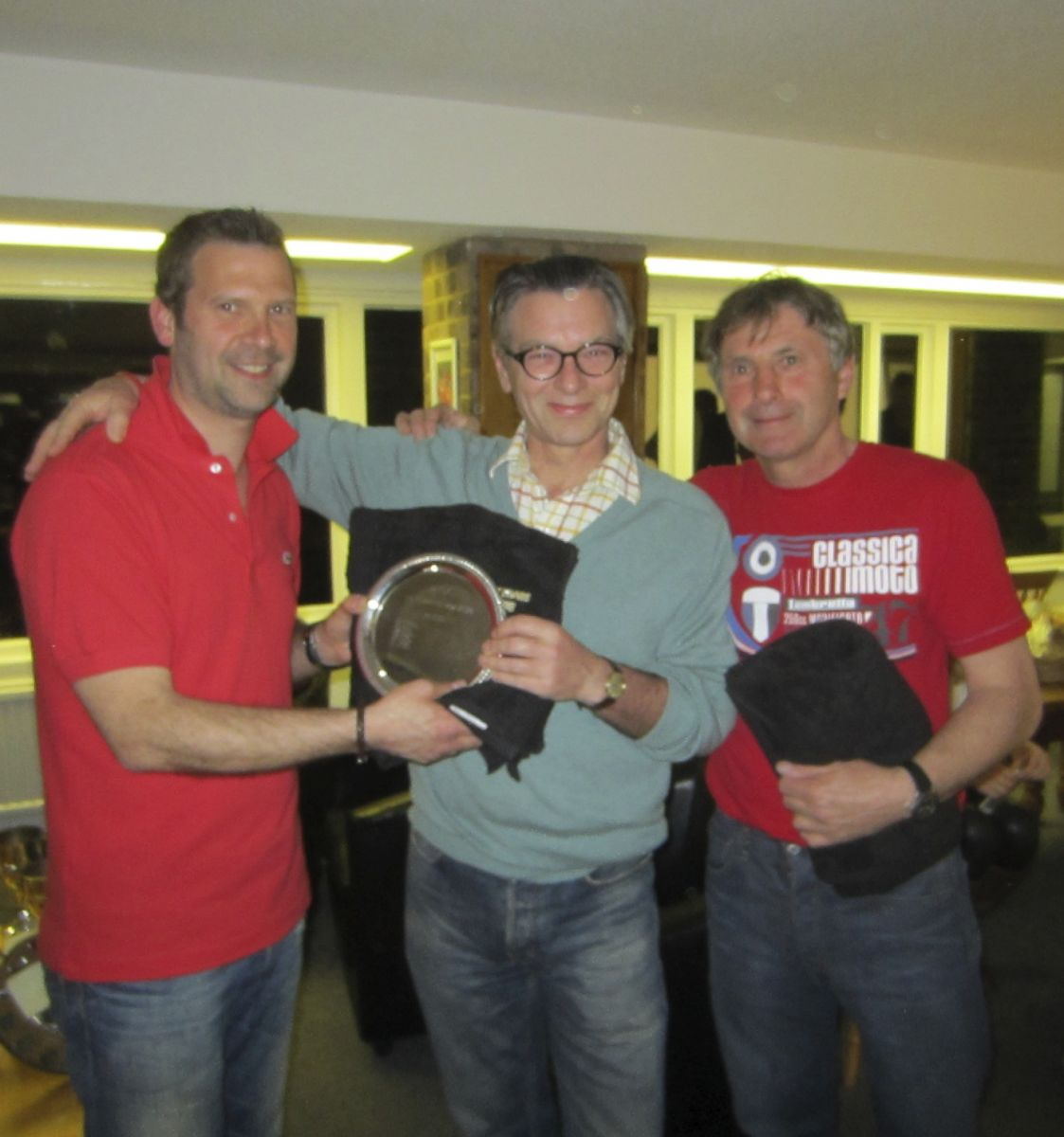 Squash & Racketball Finals Night